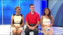 Dallas Students Discuss Summer Internships