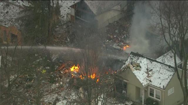Consumers Energy issues report on deadly Royal Oak house explosion