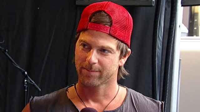 Kip Moore is 'Up All Night'