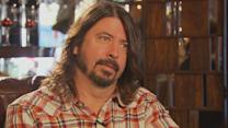 Dave Grohl Talks Getting His Start In Music; Directing 'Sound City'