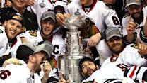 How did the Stanley Cup get to Game 6?