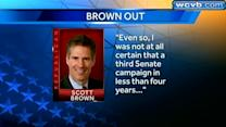 Scott Brown will not run in Senate special election