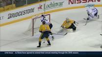 St. Louis puts in rebound off the post