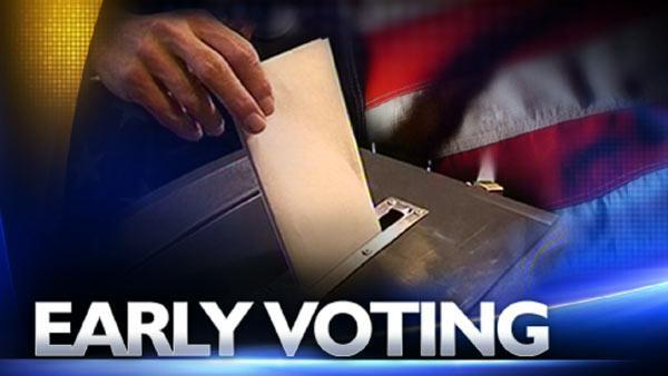 NC GOP lawmakers seek to scale back early voting