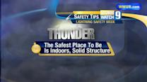 Lightning safety tips from Storm Watch 9