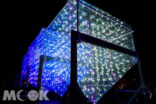 月津港燈節為期23天。