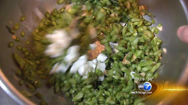 Asparagus shines in spring dishes