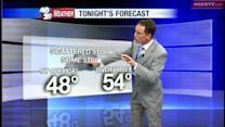 Darby's Weather Webcast, March16