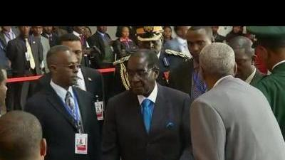 Leaders gather for African Union summit in ...