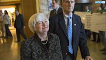 Futures Edge Lower On Ukraine Tension; Yellen On Tap