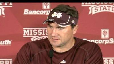 Mississippi State Coping With Loss Of Nick Bell