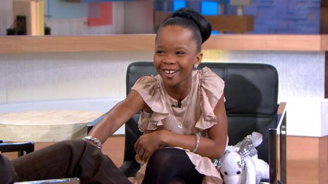 Little 'Beasts of the Southern Wild' Star Brings Big Personality to 'GMA'