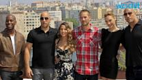 "Vin Diesel Says Paul Walker ""Was In the Room"" When His Daughter Was Born"