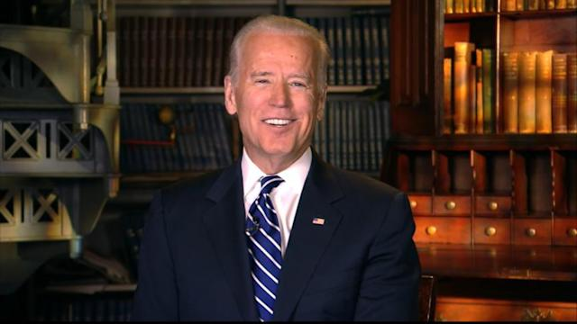 Joe Biden on jobs: educational skills need to match 'needs of the new economy'