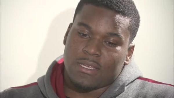 Wrongly accused Temple student talks to Action News