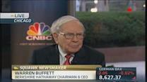 Buffett: Big banks are not too big
