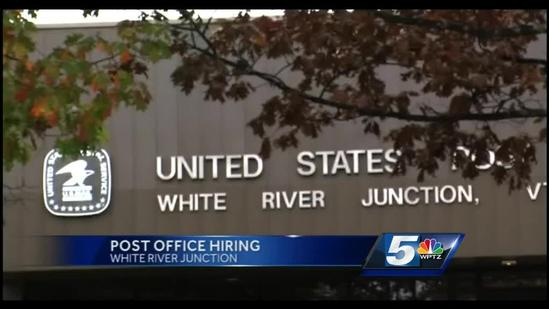 United States Post Office job fair