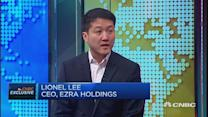 Japan's Chiyoda invests in Ezra Holdings