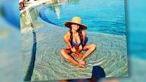 Lea Michele Rocks a Bikini in Mexico