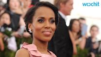 Kerry Washington is Belle of the Met Ball in Pink, Princess-Inspired Prada Gown