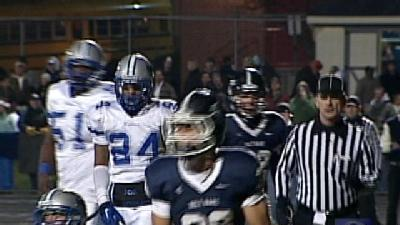 Holy Name Rumbles Past Steel-High 42-7