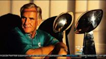 AP: Former Dolphins Coach Don Shula Named In Pain Killers Lawsuit
