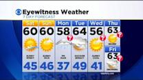 Kathy Orr's Friday Forecast At 5 PM