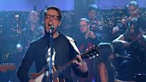 "Jeremy Messersmith: ""Bubblin"" - David Letterman"