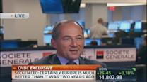 SocGen CEO: Ideal world would have same rules