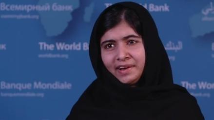 Malala Speaks on the International Day of the Girl