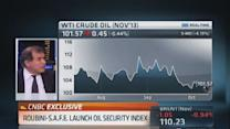 US ranks fifth in oil security: Roubini