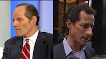 Tabloid Twins Spitzer And Weiner Out. What`s Next?