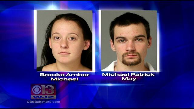 Police: Parents Got High, Passed Out In Car While 8-Month-Old Sat In Back Seat