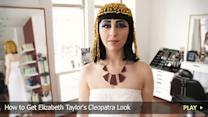 How to Get Elizabeth Taylor's Cleopatra Look