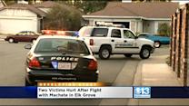 Man's Fingers Nearly Cut Off During Fight In Elk Grove