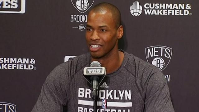 Openly-gay Collins signs with Nets, a first for the NBA