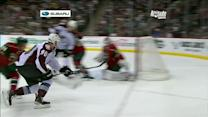 Ryan O'Reilly scores a beauty with backhand