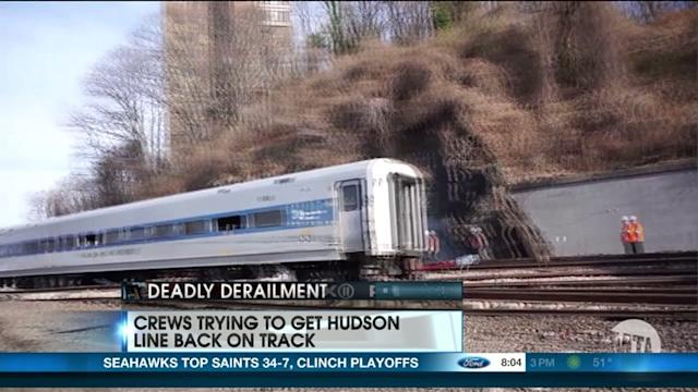 Commuter Rail Could Be Back By End Of The Week