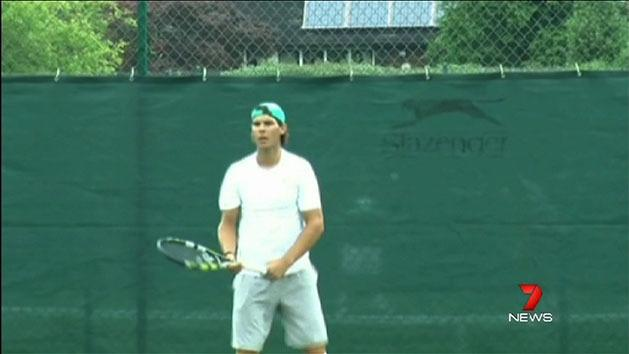 Mixed fortunes for tennis stars