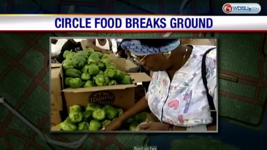 Iconic Circle Food Store Coming Back