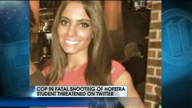 Cop Who Fatally Shot Student Getting Death Threats