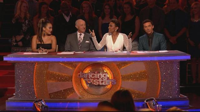 Robin Rocks the Floor on 'DWTS'; Billy Dee Williams Bows Out