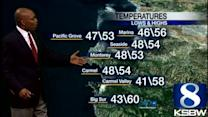 Check out your Sunday evening KSBW Weather Forecast 02 03 13