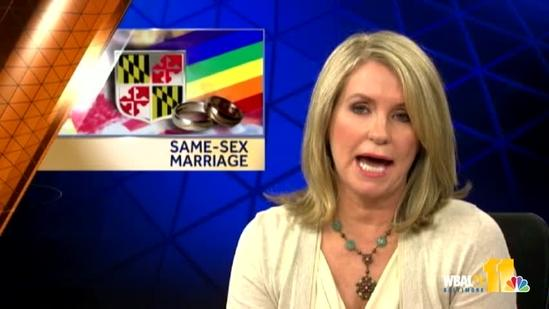NAACP rallies in support of same-sex marriage