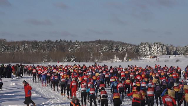 A small Wisconsin town with a huge winter tradition: The 41st American Birkebeiner