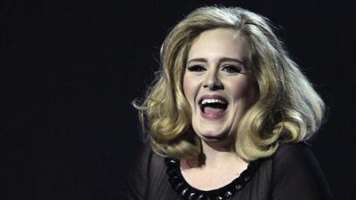 Adele Crowned AP Entertainer of the Year