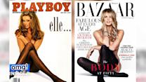 See Elle Macpherson Recreate Her 1994 Playboy Cover