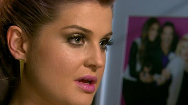 Kelly Osbourne 'Didn't Want to Be the Person I Was Anymore'