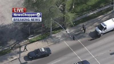 2 Men In Custody After Brief Police Pursuit