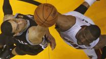 Spurs Beat Heat 107-86, Lead Finals 3-1